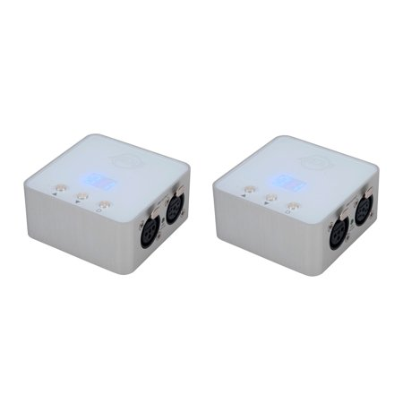 American DJ DMX USB Lighting Interface Control Hardware with Software (2 (Dmx Interface Software Lighting Pc)