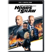 Fast & Furious Presents: Hobbs & Shaw (DVD + Digital Copy)