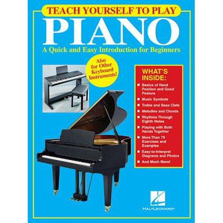 Teach Yourself to Play Piano (Teach Yourself Folk Harp)