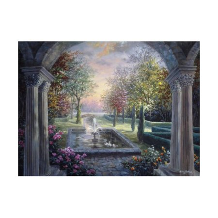 Soulful Mediterranean Tranquility Print Wall Art By Nicky Boehme