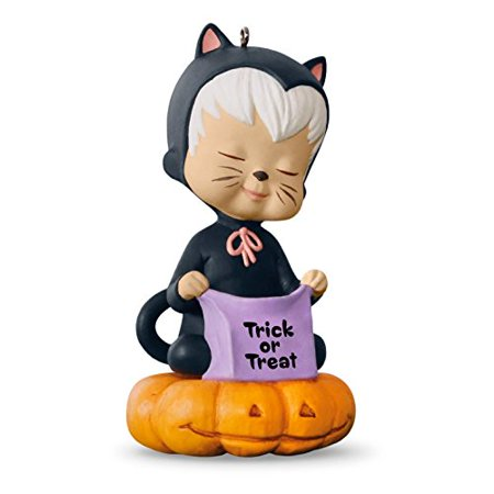 Hallmark Trick-or-Treat Mary's Angel Halloween Ornament - Hallmark Halloween