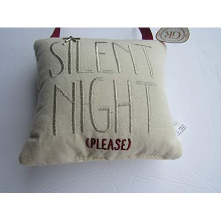 Grasslands Road Silent Night Door Pillow](Grasslands Road Halloween)