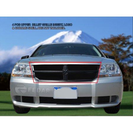 Fedar Main Upper Billet Grille For 2007-2010 Dodge Avenger