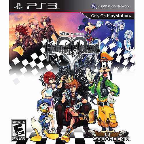 Kingdom Hearts 1.5 HD Remix Limited Edition (PS3)