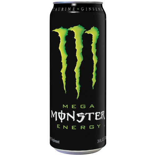 Monster Mega Energy Drink, 24 Fl. Oz.