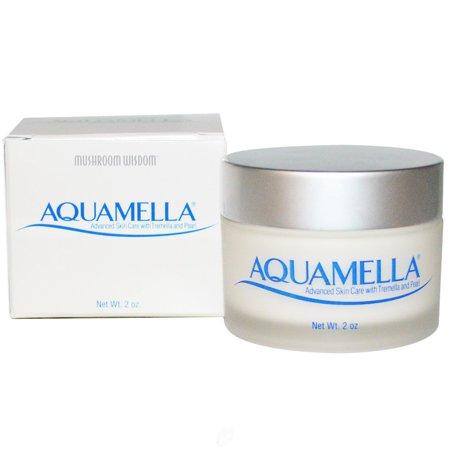 Mushroom Wisdom (Formerly Maitake Products) Aquamella Skin Cream 2 Ounce, Pack of 2 Aquamella Skin Cream