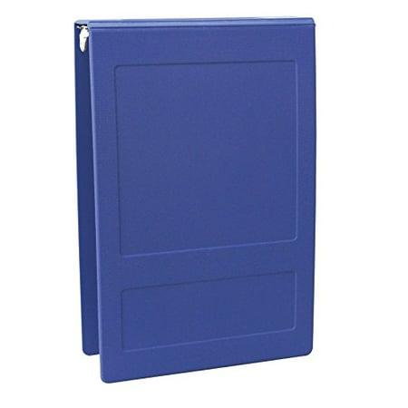 - Omnimed  Flip 2 Ring Open Poly Binder, Blue, 2