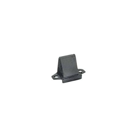 MACs Auto Parts Premier  Products 60-38422 Rear Axle Bumper - Mounts Above Differential - Rear Axle Differential Case