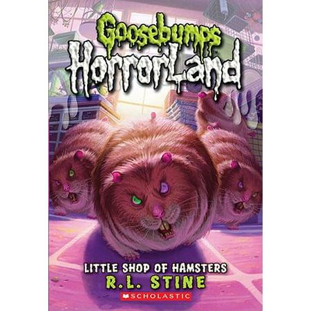 Little Shop of Hamsters (Goosebumps Horrorland -