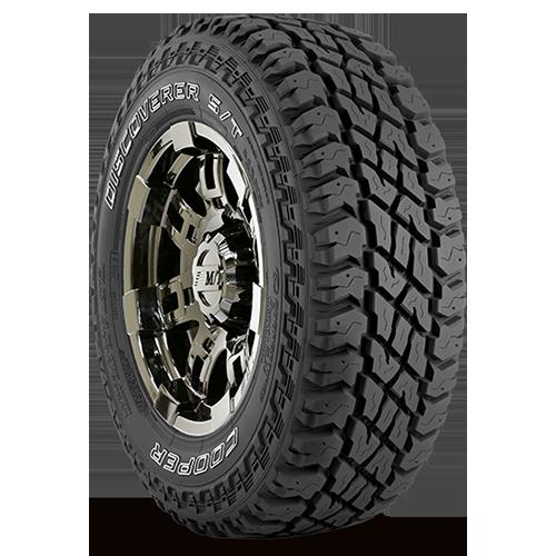 Cooper DISCOVERER S/T MAXX 35X12.50R15LT C 113Q Tire