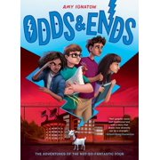 Odds & Ends (The Odds Series #3) - eBook