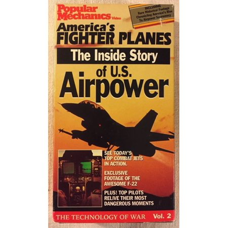 America's Fighter Planes: The Inside Story Of U.S. Airpower Popular