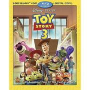 Toy Story 3 (Blu-ray + DVD + Digital Copy)