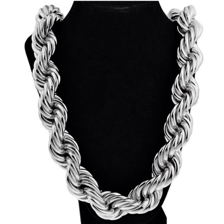 Mens Rope Chain 36