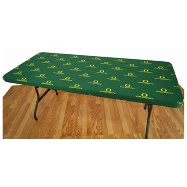 College Covers ORETC8 Oregon Ducks 8 ft.  Table Cover