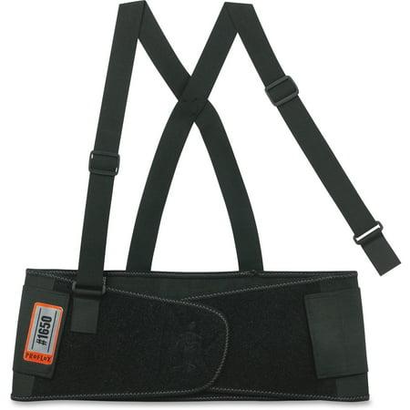 ProFlex, EGO11091, Economy Elastic Back Support, 1 Each, - Economy Elastic Back Support