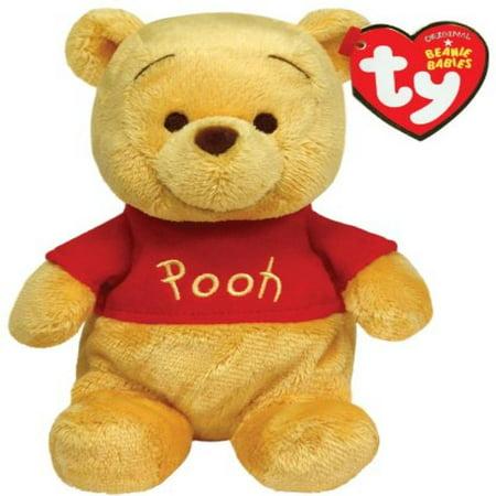 Ty Beanie Babies Winnie The Pooh Plush 4393dc99a619
