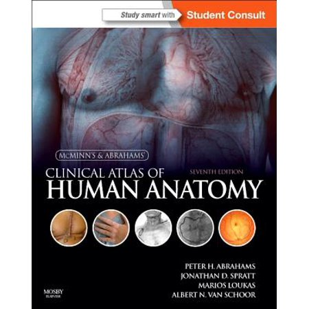 Mcminn And Abrahams Clinical Atlas Of Human Anatomy Walmart