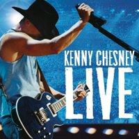 Kenny Chesney Live (CD)