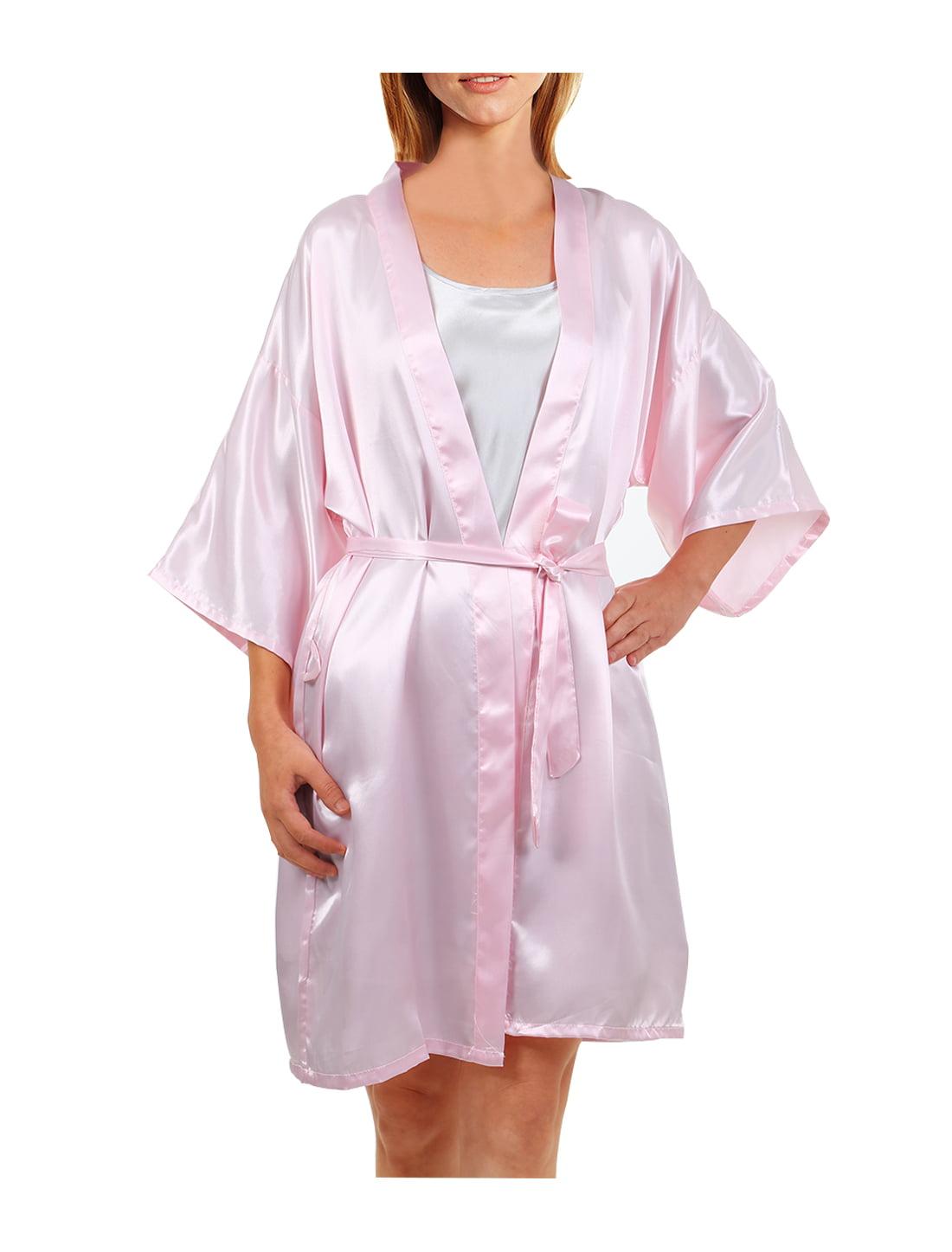 Robe satin sexy