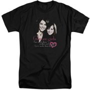 Gilmore Girls Title Mens Big and Tall Shirt