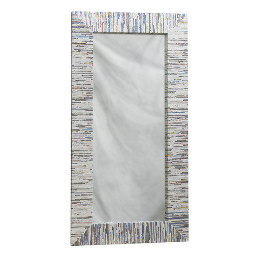 Linon Mag 72'' H x 36'' W Mirror