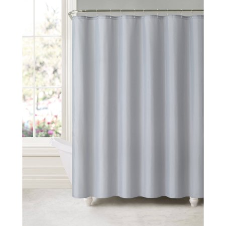 DISCONTINUED Victoria Classics Suction Cup Shower Curtain Liner