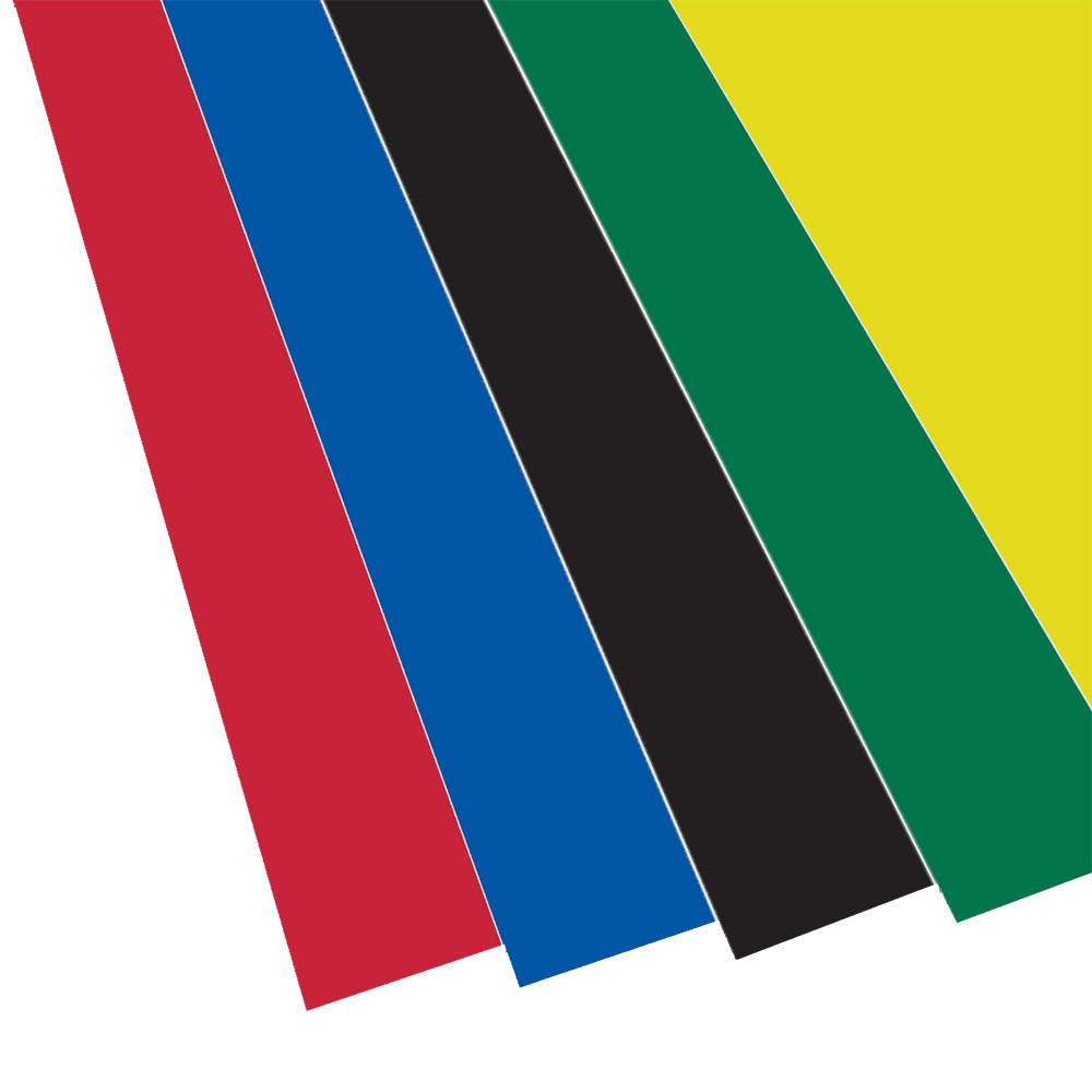 "20"" X 30"" 3 16 Color Foam Board Assortment 25 Pack by Flipside Products"