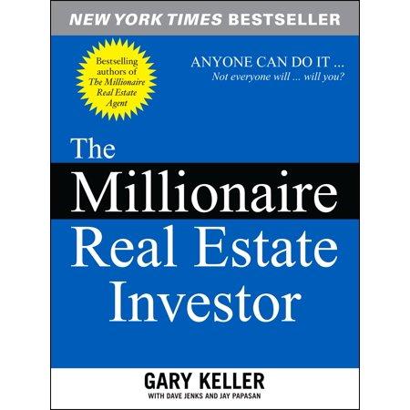 The Millionaire Real Estate Investor  Paperback