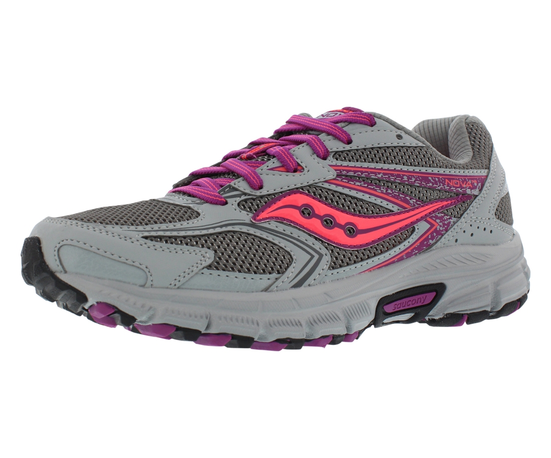 Saucony Novia Tr Plush Trail Running Women's Shoes Size by