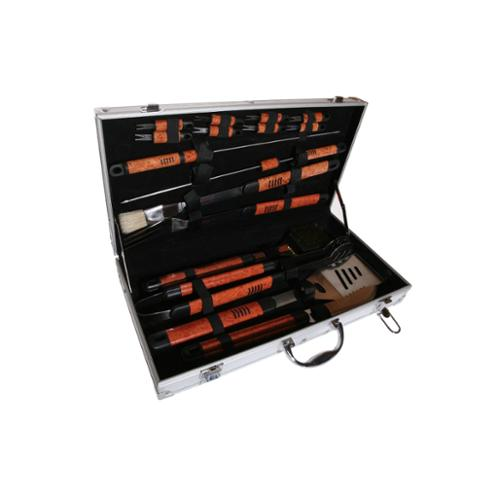 Pushette Professional 18-piece BBQ Tool Set
