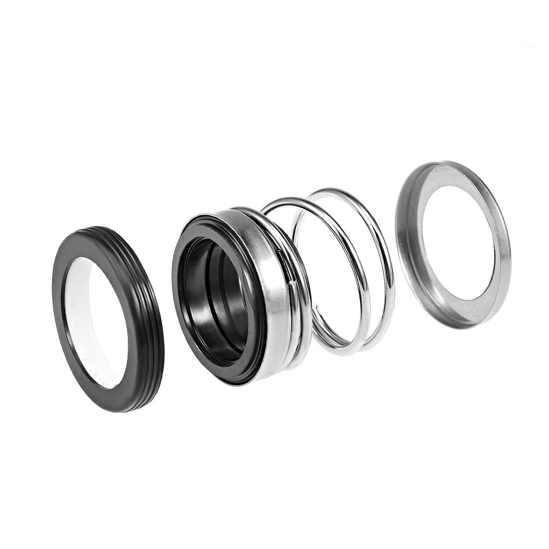 Mechanical Shaft Seal Replacement for Pool Spa Pump 2pcs 108-30 - image 2 de 4