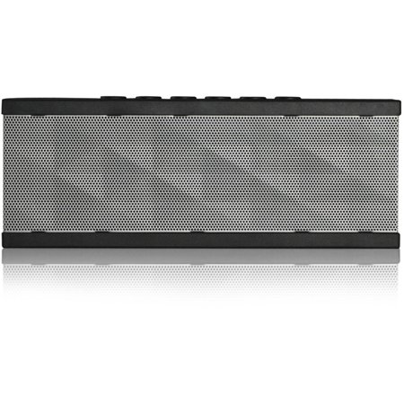 SoundBot SB571 Bluetooth Wireless Portable Speaker for 12-Hour Music Streaming & Hands-Free Calling, Black on