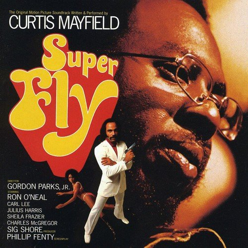 "Personnel includes: Curtis Mayfield (vocals, guitar); Johnny Pate (arranger, conductor).<BR>Recorded at RCA Studios, Chicago, Illinois and Bell Sound Studios, New York, New York. Includes liner notes by A. Scott Galloway.<BR>As leader of the Impressions, Curtis Mayfield brought a lyricism to soul music. As a solo artist he chronicled society's travails and ""street"" culture, which in turn inspired SUPERFLY, the soundtrack to one of the era's most popular ""blaxploitation"" movies. Mayfield's gift for combining light melody with simple, but chilling, wordplay ensured that the album stood up on its own terms without visual images, and its lynchpin selection, ""Freddy's Dead,"" was a million-selling single in its own right. Sympathetic but not sentimental, SUPERFLY set new standards for soul music."
