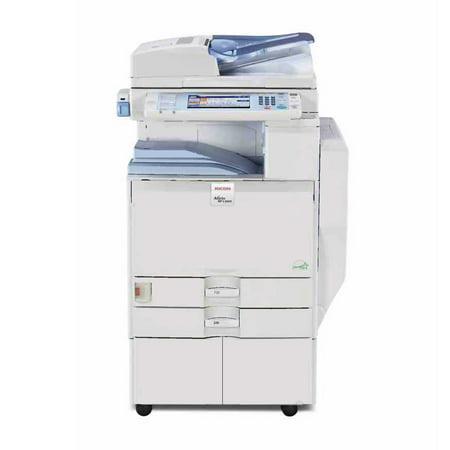 Refurbished Ricoh Aficio MP 4001 A3 Monochrome Laser Multifunction Copier - 40ppm, Copy, Print, Scan, Auto Duplex, Network, 600 x 600 dpi, 2 Trays, Stand
