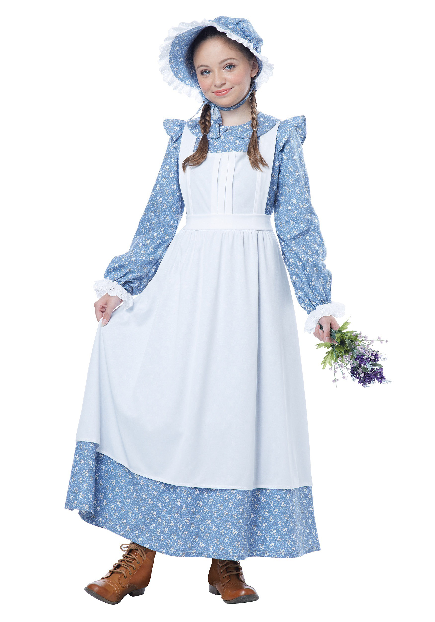 45ff31bb Pioneer Girl Child Costume