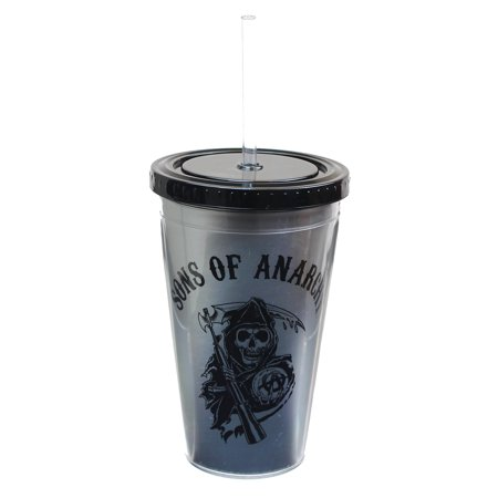 Sons of Anarchy Reaper Logo 16oz Carnival Cup