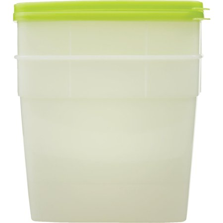 - Arrow Plastic 1/2 Gallon Storage Container 04505