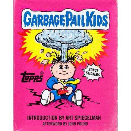 Halloween Garbage Pail Kids (Garbage Pail Kids)