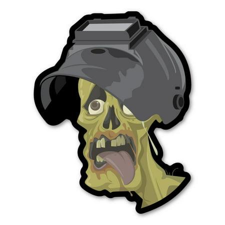 Welder Decals - Zombie Welder Decal