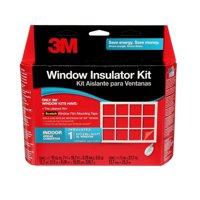 3M Indoor Oversized Window Insulator Kit, 1 Kit