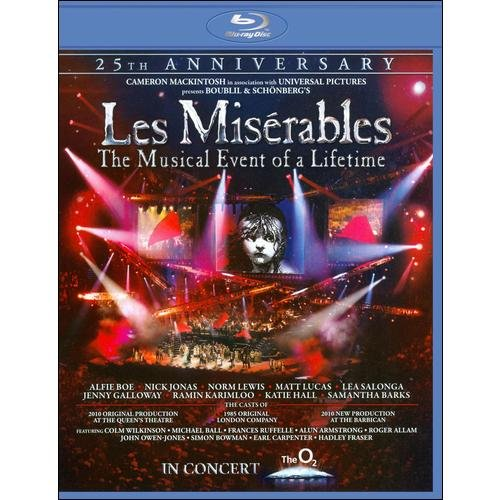 Les Miserables: 25th Anniversary (Blu-ray) (Widescreen)