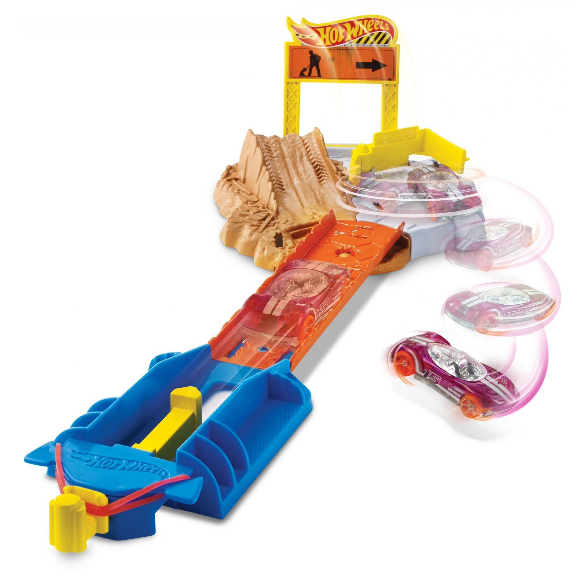 Hot Wheels Pocket Raceway by Mattel