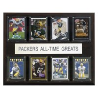 C&I Collectables NFL 12x15 Green Bay Packers All-Time Greats Plaque