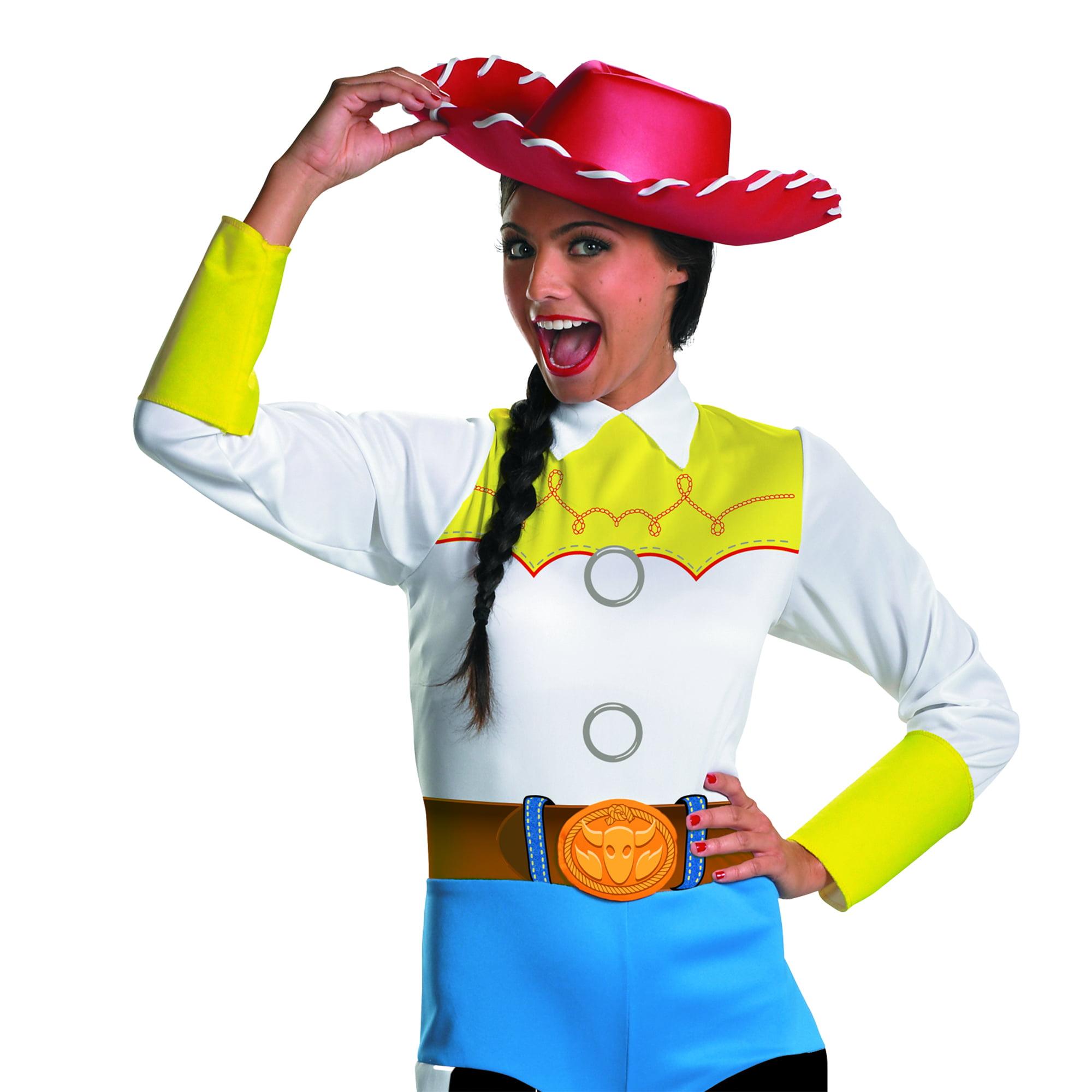 Toy Story Womens  Jessie Classic Adult Costume - Walmart.com 029843b2885