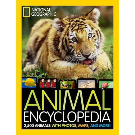 Halloween History National Geographic (National Geographic Animal Encyclopedia: 2,500 Animals with Photos, Maps, and More!)