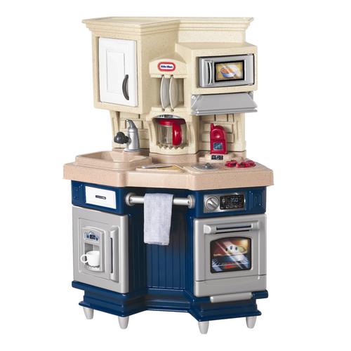 Little Tikes Super Chef Kitchen with 13-piece Accessory Set