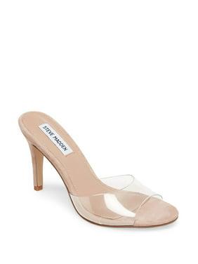 89b12ef79df Product Image Steve Madden Erin Women s Open Toe Stiletto Slide Sandals