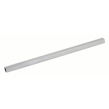 "Design House 564377 Towel Bar 5/8""x24"", Polished Aluminum"