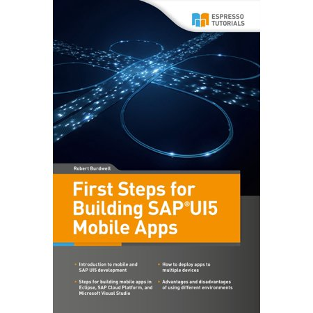 First Steps for Building SAP UI5 Mobile Apps - eBook